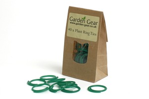 Plant Ring Ties - 40 Pack