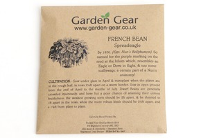 Dwarf French Bean - Spread-eagle Seeds