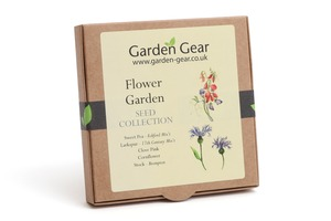 Flower Garden Seed Collection