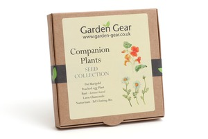 Companion Plants Seed Collection