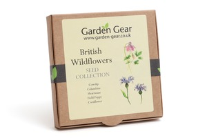 British Wildflowers Seed Collection