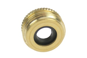 "Darlac Brass Thread Adapter 3/4"" - 1/2"""