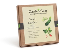 Salad Garden Seed Collection