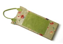 Waterproof Rose Linen Garden Kneeler
