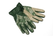 Laura Ashley Light Duty Gloves - Kimono Pattern