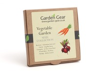 Vegetable Garden Seed Collection